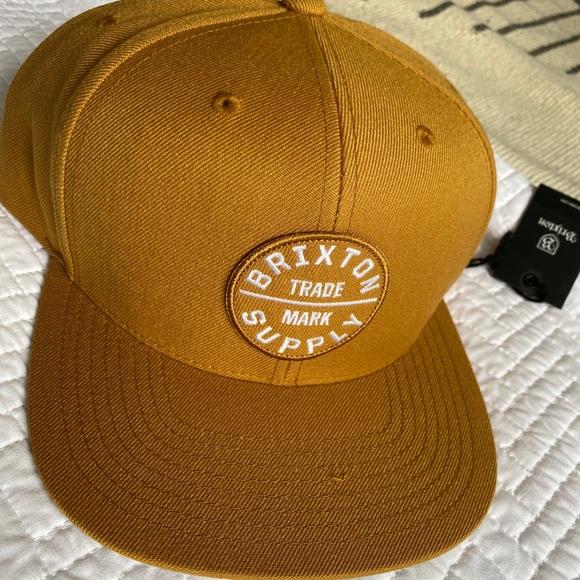 Brixton Other - Brixton Supply Hat